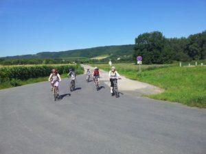Ferien-Fahrradtour