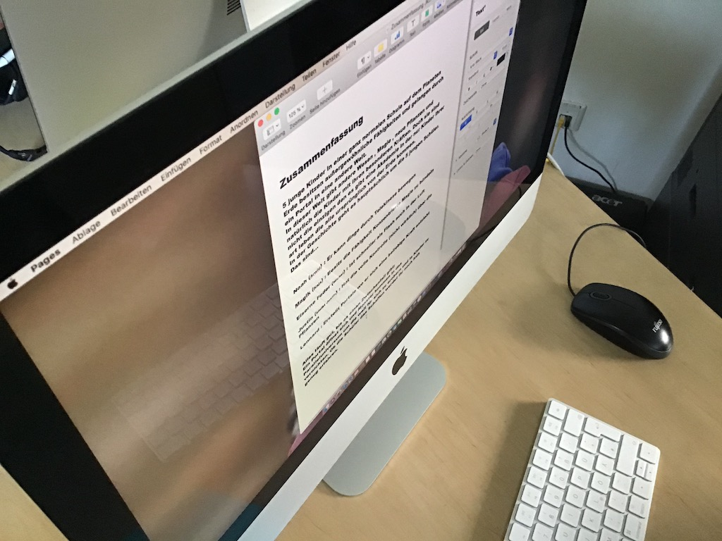 UP 5 Zusammenfassung iMac
